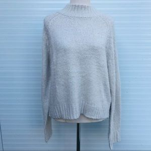 Factorie Size L Cream Jumper Sweater Casual Winter